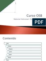 Curso OSB - Pre-requisitos