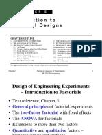 Design of Experiments