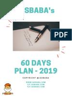 IASbabas 60 Days Plan 2019 Updated Min