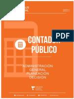 Planeacion Decision Administración Unidad III 2018