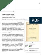 WikiZero - Dom Casmurro