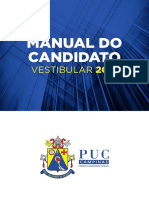 Manual Do Candidato PUC 2019