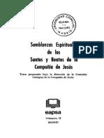 Semblanzas espirituales de los santos y beatos de la Compania de Jesus.pdf
