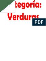 CATEGORIA VERDURAS.ppt