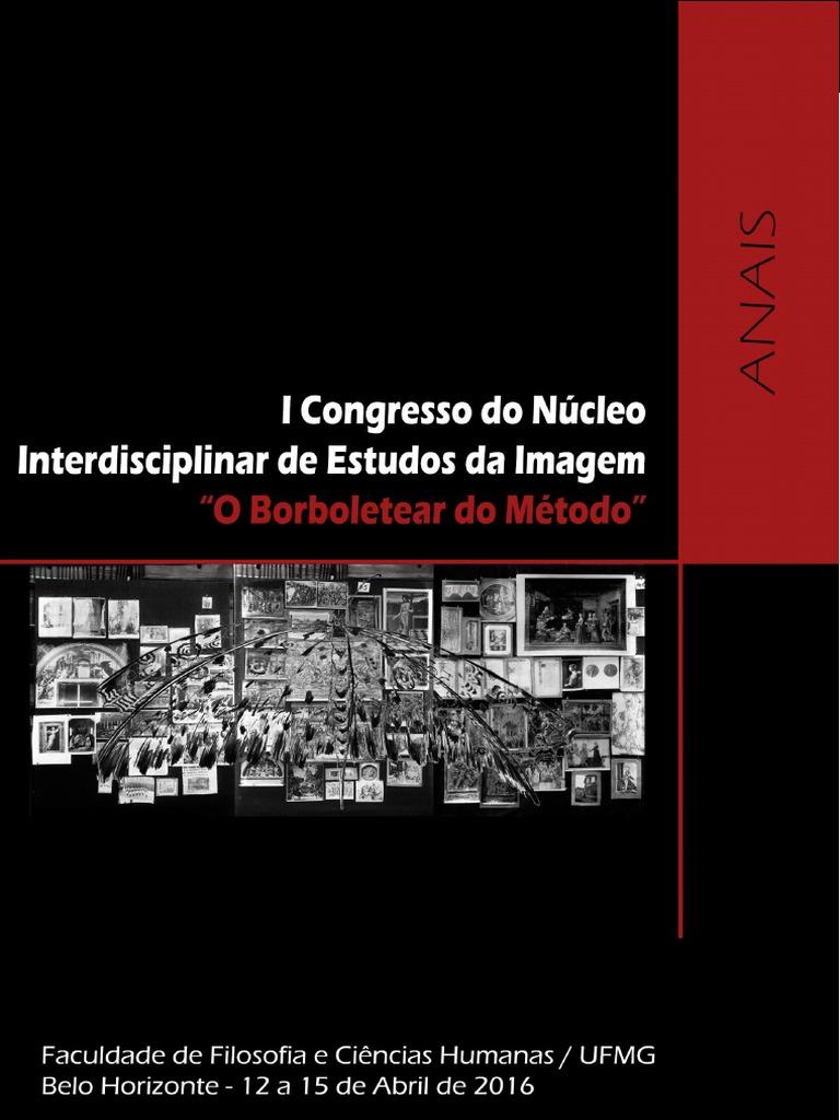 6a5aec94845 ANAIS - I CONGRESSO DO GRUPO NINFA.pdf   Câmera   Semiótica