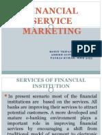 25191687 Financial Service Marketing
