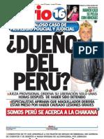 Diario 16 - 26 de Octubre Del 2010