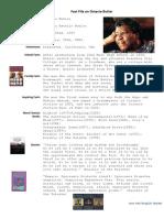 Fact File on Octavia Butler