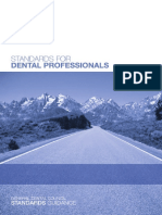 OLD Standards for Dental Professionals