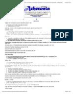 Acheronta 14 - Las instituciones psicoanalíticas en México (un análisis sobre la formación de analisas y sus mecanismos de regulación) - Bibliografía