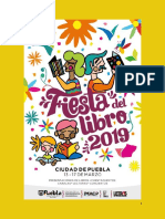 Programa Fiesta Del Libro 2019