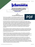 Acheronta 14 - Las instituciones psicoanalíticas en México (un análisis sobre la formación de analisas y sus mecanismos de regulación) - Capítulo 2