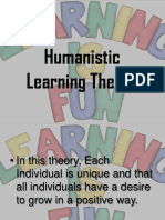 Humanisticlearningtheory 120515210026 Phpapp01 (1)