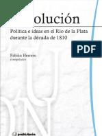 REVOLUCIÓN, Fabián Herrero (compilador)