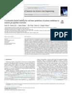 Sistema híbrido para la predicción del comportamiento de GNL