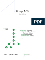 Strings ACM