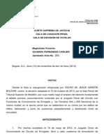 T-70266(12!11!13) Irretractabilidad de Allanamientos y Preacuerdos