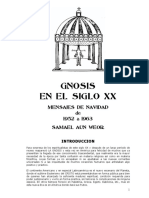 Gnosis en El Siglo XX