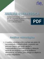 analise estratégica