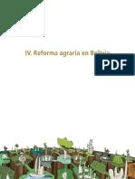 Memoria i Sbpc - Capitulo 4 Reforma Agraria en Bolivia