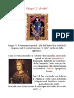 Scheda Biografica Di Filippo Il Bello