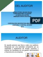 Rol Del Auditor
