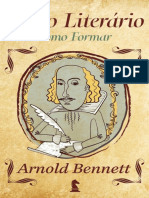 Gosto Literario_ Como Formar - Arnold Bennett