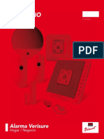 Manual de la alarma de securitas direct