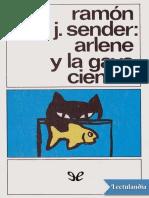 Arlene y La Gaya Ciencia - Ramon J Sender