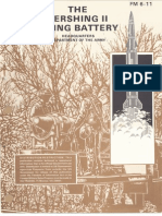 FM 6-11 the Pershing II Firing Battery