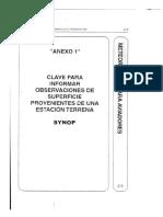 Clave Synop