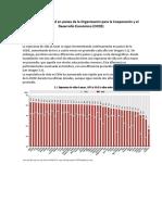 Panorama de la Salud en países de la Organización para la Cooperación y el Desarrollo Económico (OCDE)