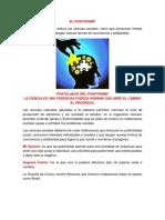 Bloque N°2 EL POSITIVISMO y Bloque N°3 Platon y Aristoteles