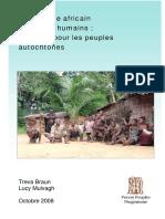 Systeme Africain Droits Des Pa