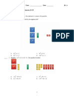 Mathematics competencies