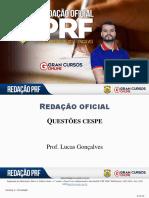 Redação Oficial Para PRF - Lucas Gonçalves