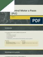 Control Motor a Pasos