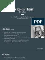 psychosocial theory