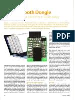 100210 TTL Bluetooth Dongle