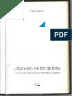 ARANTES, Otilia. Do universalismo moderno ao regionalismo pós-crítico.pdf