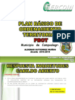Cabildo Abierto Pbot Campoalegre 2019
