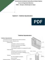 Capítulo 04 - Caldeiras Aquatubulares.pptx
