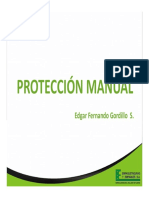 Capacitación Protección Manual