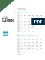 Anual San Marcos 2019
