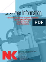 NK Customer Information en 2017
