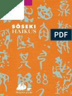 Haikus Soseki Natsume