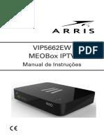 Manual Arris VIP5662EW