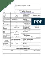 Cópia de Cópia de Ficha de Solicitação de Emprego(1)