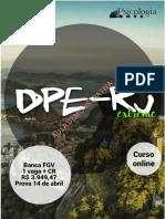 DPE-RJ Aula 01 - Amostra
