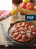 Recipes From An Apple Harvest by Frank Browning and Sharon Silva